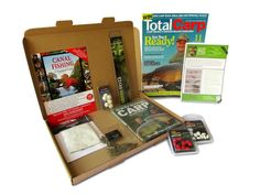 Starter Rig Kit - Carp Pondip Tackle Box - Was £19.99, Now £14.99