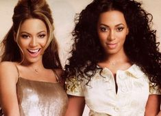 Celebrity Blogs: Beyonce & Solange Knowles | College Gloss