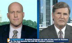 MSNBC's 'Ed Show' Discusses Senate's Latest Scuffle Over a Keystone XL Vote