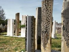 The Singing Rocks of Pinuccio Sciola -