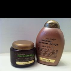 Best hair products for dry hair especially if you straighten it! You feel a wonderful difference after one use!! target