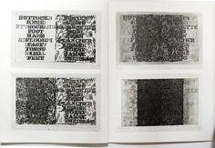 FOIRADES, FIZZLES: Samuel Beckett, Jasper Johns, 11 October 1977 - 22 November 1977
