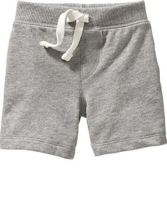 Terry-Fleece Shorts for Baby Product Image