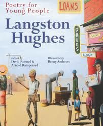 """Langston Hughes (Poetry For Young People Series): Published by Scholastic, this oversize First Edition paperback measures by 8 with 48 beautifully illustrated pages. Part of the """"Poetry for Young People"""" Series. Poetry Lesson Plans, Poetry Lessons, Poetry Unit, Poetry Books, Children's Books, Langston Hughes Books, 7th Grade Reading List, American Poetry, Teaching Poetry"""