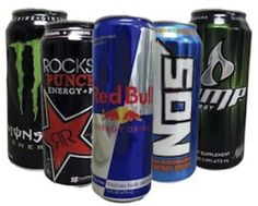 Top 5 Energy Drinks 2015