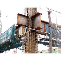 در اين گروه مقطع فولادی توسط بتن مسلح محصور شده است .به عبارت ديگر اين مقطع شامل مقطع فولادی نورد شده يا مرکب كه در داخل مقطع بتن مسلحی مدفون شده است. ستون مختلط شكل پذيري بیشتري نسبت به ستون هاي بتنی دارد واتصالات آنها مانند ساختمان هاي فولادی است .پر كردن بتن داخل ستون نه تنها موجب افزايش ظرفيت باربري مقطع فولادی میشود، بلكه موجب مقاومت ستون دربرابر حريق نيز ميگردد. #مهندسی #مهندسی_عمران #مهندسی_سازه #مهندسی_معماری #عمران #معماری #ساختمان #سازه #طراحی_ساختمان #سیویل #عمران_اجرایی #عمران...