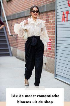 Blouses | ruffles | girl | woman | streetstyle | fashion | shop now | fashionchick | ootd | romantic blouses