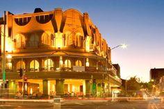 Ravesi's Hotel Bondi Beach - stop here for a drink