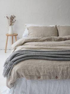 4a4be343a9 Leinenbettwäsche. Bettüberzug aus Leinen für Bettdecken. | Etsy Bettwäsche  Leinen, Gewebe, Schlafzimmer