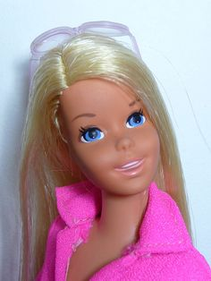 malibu francie doll by kostis1667, via Flickr