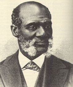 "In 1865, Rev. Henry Highland Garnet, a former slave, became the first black to speak in the Capitol Building in Washington, DC. His sermon was delivered on Sunday, February 12, 1865 within days of Congress's adoption of the 13th Amendment banning slavery.  A number of Republican leaders thought the occasion merited a public religious service to commemorate the event.  They extended the invitation to Rev. Garnet.  His sermon titled, ""Let the Monster Perish,"" appears in the link."
