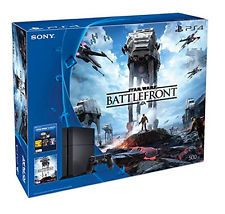 Sony PlayStation 4 Star Wars Bundle
