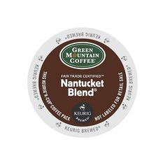 Green Mountain Coffee K-Cups, Nantucket Blend K-Cup Portion Pack for Keurig Brewers 96-Count - http://teacoffeestore.com/green-mountain-coffee-k-cups-nantucket-blend-k-cup-portion-pack-for-keurig-brewers-96-count/