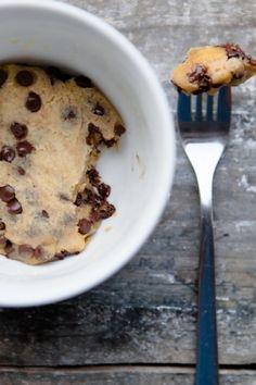 Der 5-Minuten-Cup-Keks - oder: Wie ein kleines Backwerk mein Leben veränderte - Kuechenchaotin