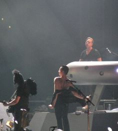 Depeche Mode, TTA - By Gianpiero Grandi