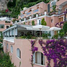 Hotel Conca D'Oro - Positano Italy -