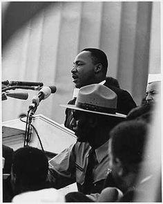 Martin Luther King Jr. Speach