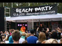 Beach Party 2011 - YouTube