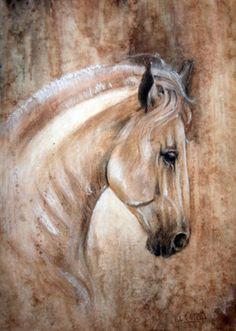 Saatchi Online Artist John F Willis; Painting, Horse