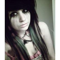 Emo teens 3way