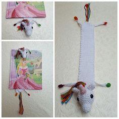 Unicorn bookmark hand crochet from 100% cotton See more from Lovinknit uk on Facebook, Instagram and Etsy https://www.etsy.com/uk/shop/LovinknitUK?ref=hdr_shop_menu Www.facebook.com/Lovinknit Www.instagram.com/lovinknituk