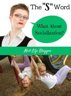 What about socialization? I, too, asked that question while investigating homeschooling. Reading what homeschool veterans had to say about it really helped me to see socialization from a different viewpoint. I��ve helped many people get started in homesch