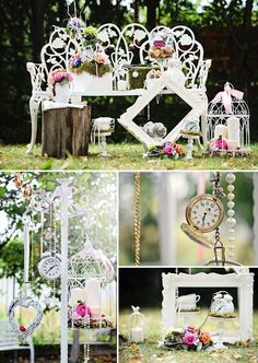 Alice in Wonderland | Party ideas