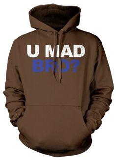 Insanity Later Mens Fleece Hoodie Sweatshirt Serenity Now!