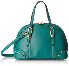 42a4140ba4 MG Collection Irina Mini Studded Satchel Shoulder Bag