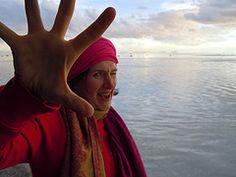 Salar de Uyuni, Bolivia zur Regenzeit