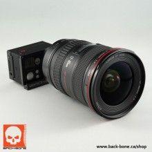EF lens on a GoPro.