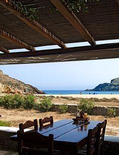 Fokos Taverna Mykonos | Taverna in Mykonos Island Greece