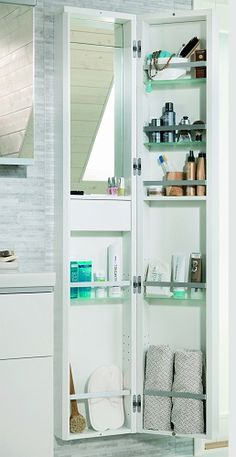 IDO Glow Korkea kaappi 1000 - IDO kylpyhuoneet