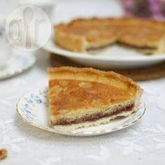 Traditional bakewell tart @ allrecipes.co.uk
