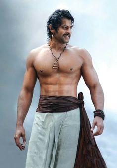 Prabhas at Athirappilly Falls 8 dahs for baahubali!