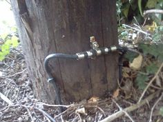 Geocache Container. Evil Cable Container