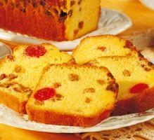 Recette - Cake aux fruits maison - Proposée par 750 grammes