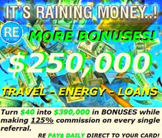 Visit www.re247365.com/feistyqt to sign up and start making money