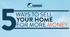 Home Selling Tips, Home Warranty, First Home, 5 Ways, Paint Colors, Ads, Money, How To Plan, House
