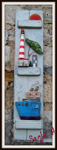 driftwood art by Sanja Alfirevic