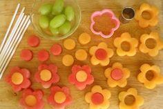 Flower Fruit Pops -- dollhousebakeshoppe.com