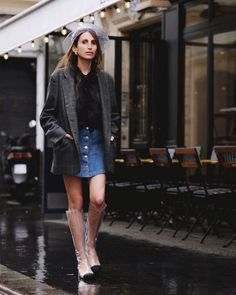 Wardrobe Basics, Classic Wardrobe, Day Of My Life, I Am Happy, The One, Denim Skirt, Chloe, Hipster, Street Style