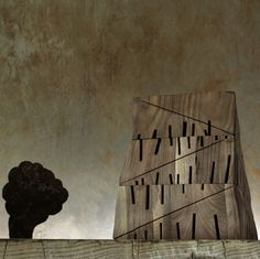 Michele De Lucchi: Architekturchen at Ingo Maurer - Dezeen