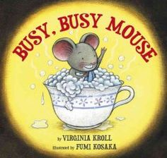 Letter M = Mice. A mouse rests during the day while the family he lives with is very busy, but when they go to sleep he is the one who has much to do. Preschool Letter M, Preschool Library, Toddler Storytime, Puppet Crafts, Teaching Activities, Teaching Ideas, Go To Sleep, Show And Tell, Book Crafts