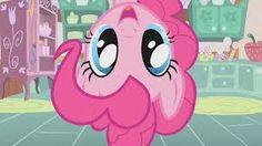 Pinkie makes me smile!