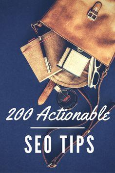 200 Actionable #SEO Tips. http://kinneykomputing_0.gr8.com/