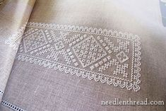 Sardinian Knotted Embroidery – Book Review