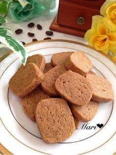【決定版】珈琲好きの♩濃‼︎珈琲クッキー by ♡♡♡Mari♡♡♡ 【クックパッド】 簡単おいしいみんなのレシピが339万品