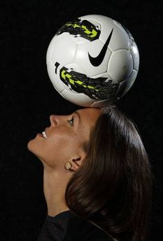 Lauren Cheney Event: Women's Soccer Hometown: Indianapolis, Ind. Olympic experience: 2008 (Gold medal).  DMN photographer Vernon Bryant photographed athletes at the Olympic Team Media Summit in Dallas.