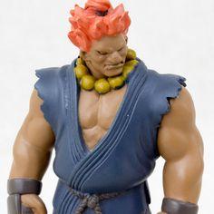 Street Fighter 2 Akuma Gouki Capcom Character Mini PVC Figure Kachigumi JAPAN2